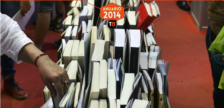 Los libros del 2014