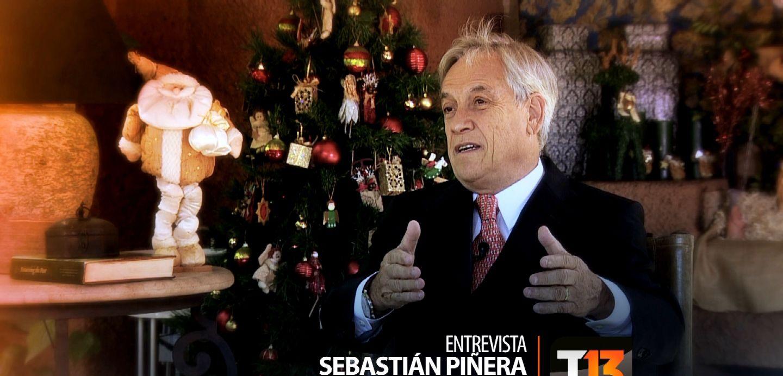 """Sebastián Piñera: """"Las reformas están mal pensadas"""""""