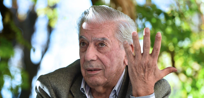 Mario Vargas Llosa viene a Chile