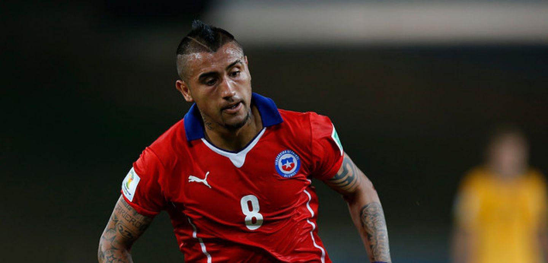 Reflexiones por 5-0: ¿Valió la pena que jugara Vidal?