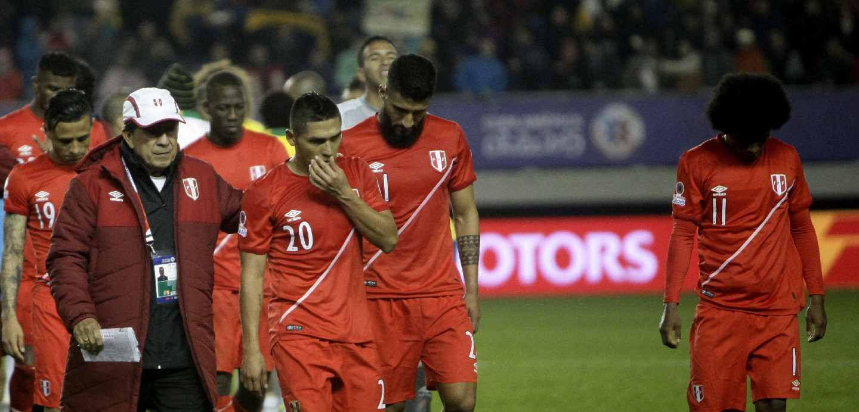 Brasil 2 Perú 1