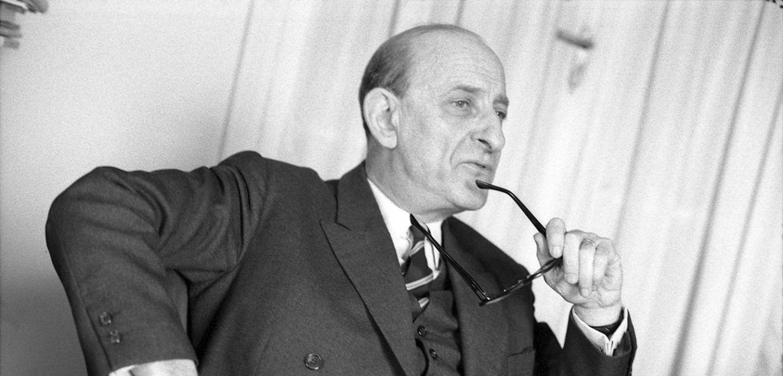 Los liberales olvidados y la centroderecha (V): Raymond Aron