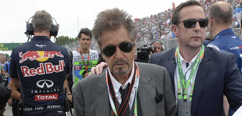 Nunca me gustó Al Pacino