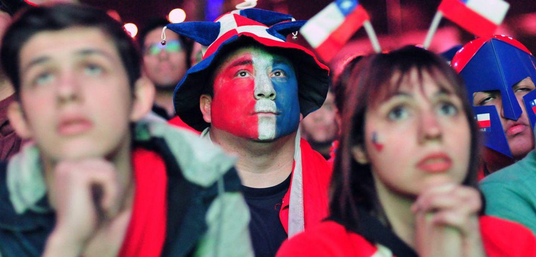 Hinchas Chile Selección chilena