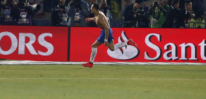 Chile campeón Copa América Chile 2015