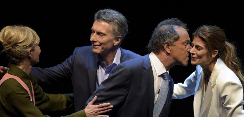Victoria de Macri en el inédito debate presidencial argentino