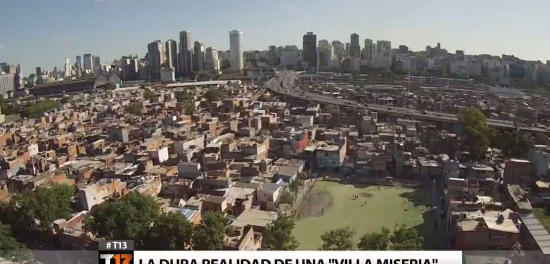 Video argentina la dura realidad de una villa miseria for Villas miserias en argentina