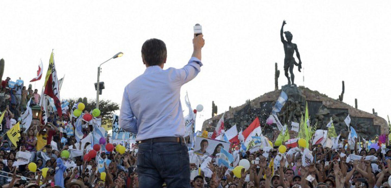 Mauricio Macri y Venezuela