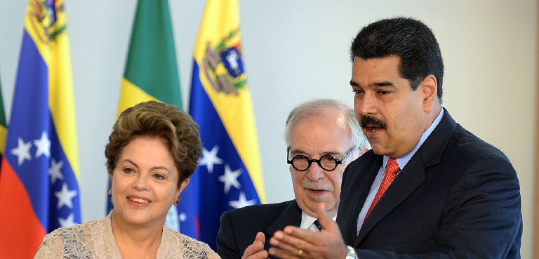 Las crisis en Venezuela y Brasil