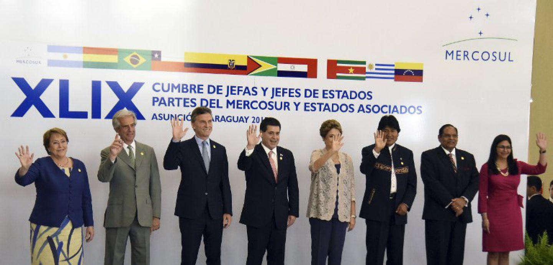 Cómo está América Latina al finalizar 2015
