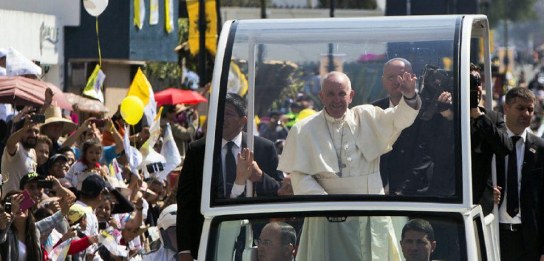 La importancia de la visita del Papa a México
