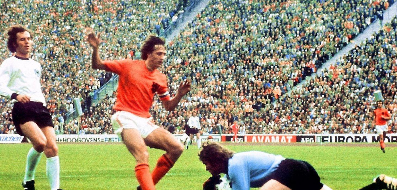 Cruyff, el hombre que cambió el fútbol