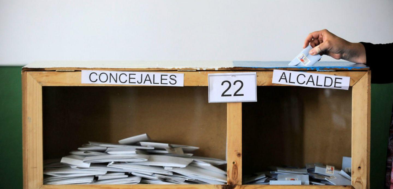 Las elecciones municipales serán el 23 de octubre de 2016