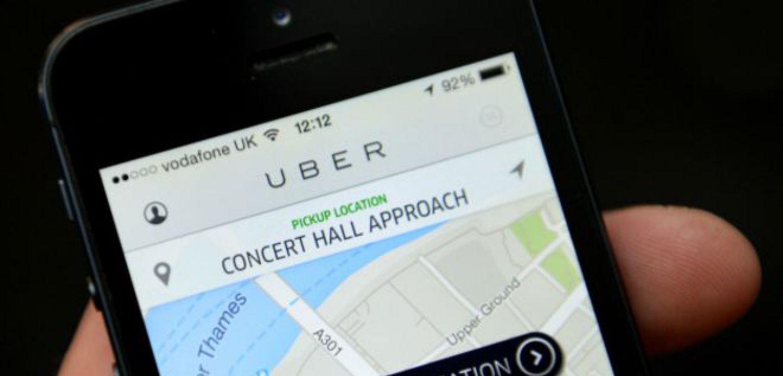 Uber facilitó datos de millones de sus usuarios al gobierno estadounidense