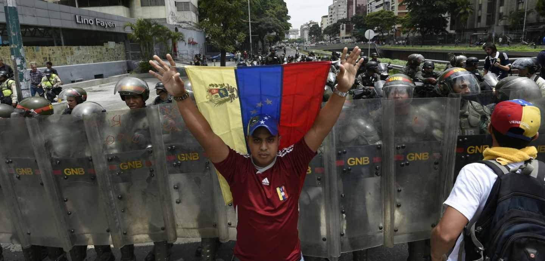 Venezuela: Crisis, elección y cambio