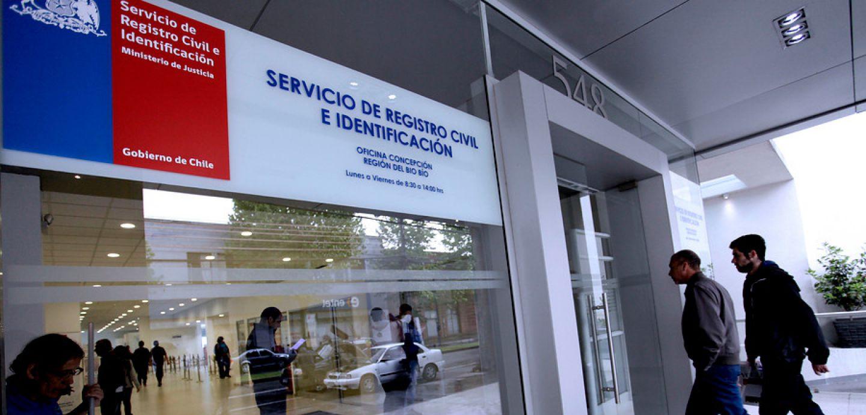 Registro Civil no atenderá público este viernes en apoyo al paro de la ANEF
