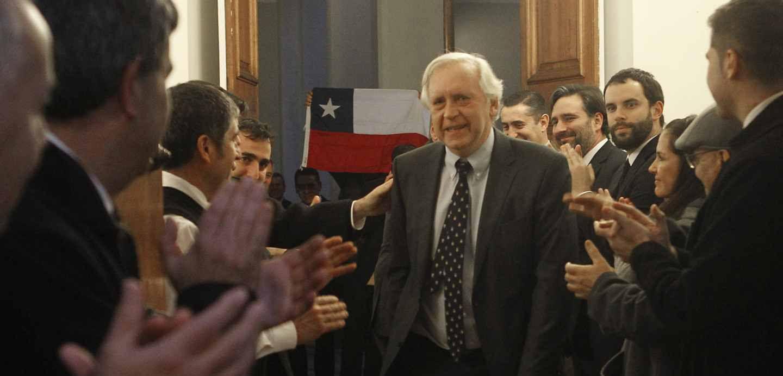 Jorge Burgos: realismo con renuncia