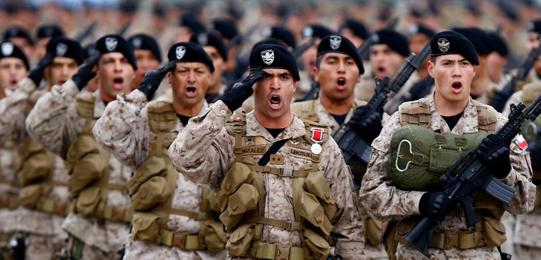 Una transición cívico militar