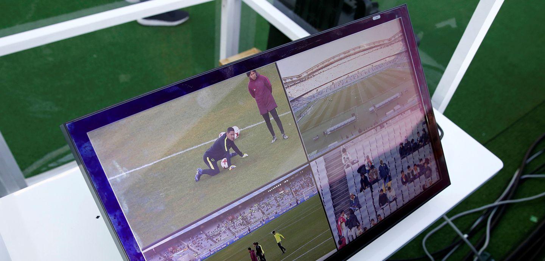 Bienvenida la tecnología al fútbol