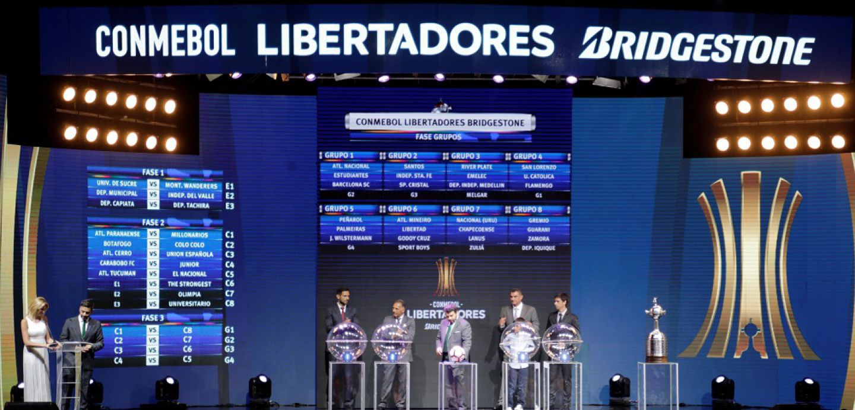Copa Libertadores: Junten miedo