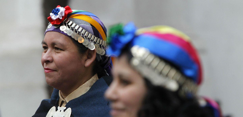 Representación indígena en el Congreso