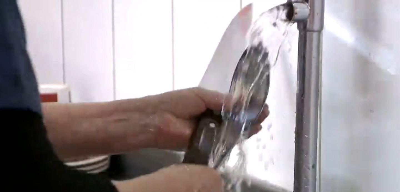Video lleg el agua a ovalle tele 13 for Como se desarma una llave de ducha