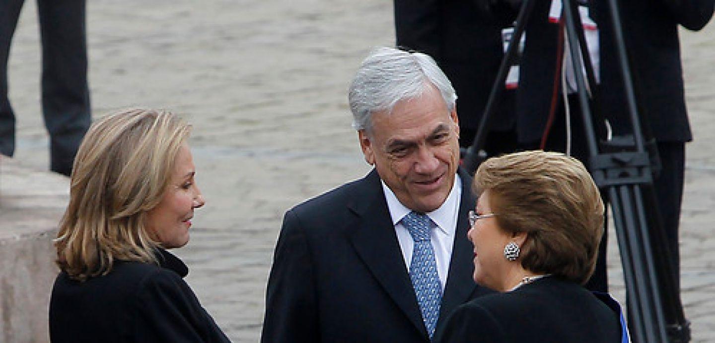 Bachelet y Piñera entre paréntesis