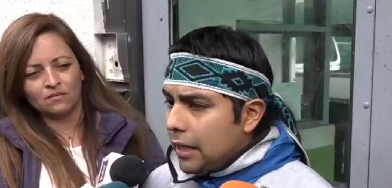 Comuneros mapuche salen de prisión preventiva: No tenemos miedo