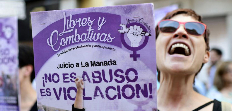 [VIDEO] El polémico argumento de la justicia española para liberar a La Manada