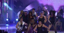 Sandra O´Ryan fue Lady Gaga en la Vedetón 2015