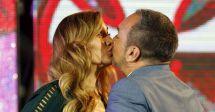 Carolina de Moras se besó con Luis Jara