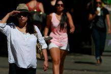 Ciclo de calor: Temperaturas sobre 30°C se registrarán la primera semana de diciembre