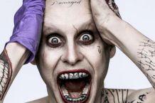 Revelan la primera imagen oficial de Jared Leto como el Guasón