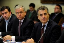 Velasco acusó falta de claridades tras cónclave de la Nueva Mayoría