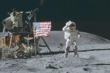 Publican miles de imágenes inéditas de la Luna