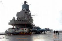 Por primera vez Rusia atacó al EI en Siria con misiles de crucero lanzados desde el mar Caspio.