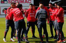 Entrenamiento y tarde libre: La selección chilena volverá este sábado a los trabajos