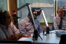 Cristián Varela y escándalo de ANFP en Tele13 Radio: Yo creo que nosotros fuimos unos pelotudos