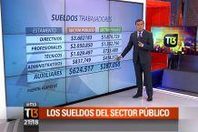Las diferencias entre los sueldos del sector privado y el público