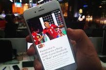 Los Instant Articles de Facebook  llegan a Teletrece