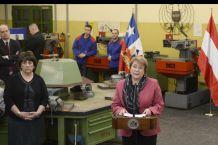 Bachelet se refirió a requerimiento de la oposición ante el TC por gratuidad