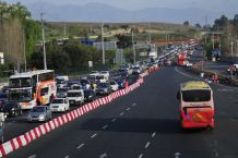 Recambio de veraneantes: Balance deja 5 fallecidos y 352 accidentes automovilísticos