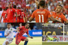 El futuro de los 23 jugadores de Chile tras la Copa América Centenario