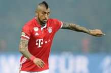 Arturo Vidal se enfoca en el Bayern tras haber celebrado suficiente el título con Chile