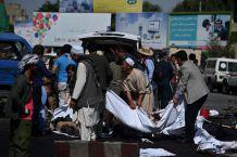 Atentado contra marcha en Kabul deja 61 muertos y es reivindicado por el Estado Islámico