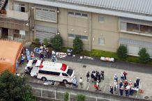 Hombre apuñala y mata a 15 personas en un centro de discapacitados en Japón