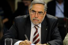 Rector de la Universidad de Santiago Juan Manuel Zolezzi