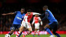 Mónaco sorprende y deja al borde la eliminación al Arsenal de Alexis