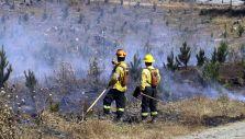 Se mantiene alerta roja en Chiloé por incendios que ya suman 300 hectáreas arrasadas