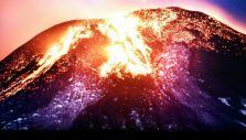 [FOTOS] Las impresionantes imágenes del Volcán Villarrica al amanecer